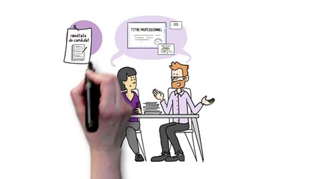 Qu'est-ce que les évaluations passées en cours de formation (ECF)